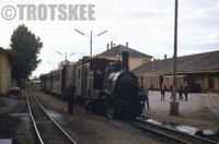 CFR Romania Railways Narrow Steam Loco Sibiu 1968.JPG