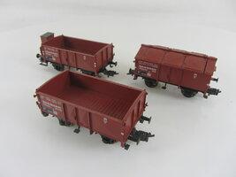 Fleischmann kurze Güterwagen-Set.jpg
